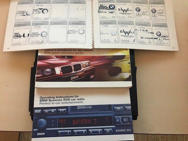 1998 318iS E36 Coupe Titan Silver For Sale (picture 6 of 6)