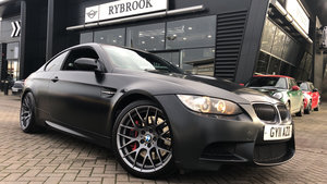 2011 M3 dct frozen black edition- very rare car