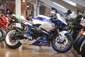 2010 BMW HP2 Motorsport, Akropovic Exhaust System Only 64 miles For Sale
