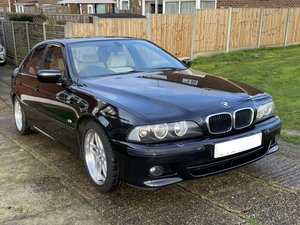 2003 Bmw e39 530i champagne edition 2 For Sale