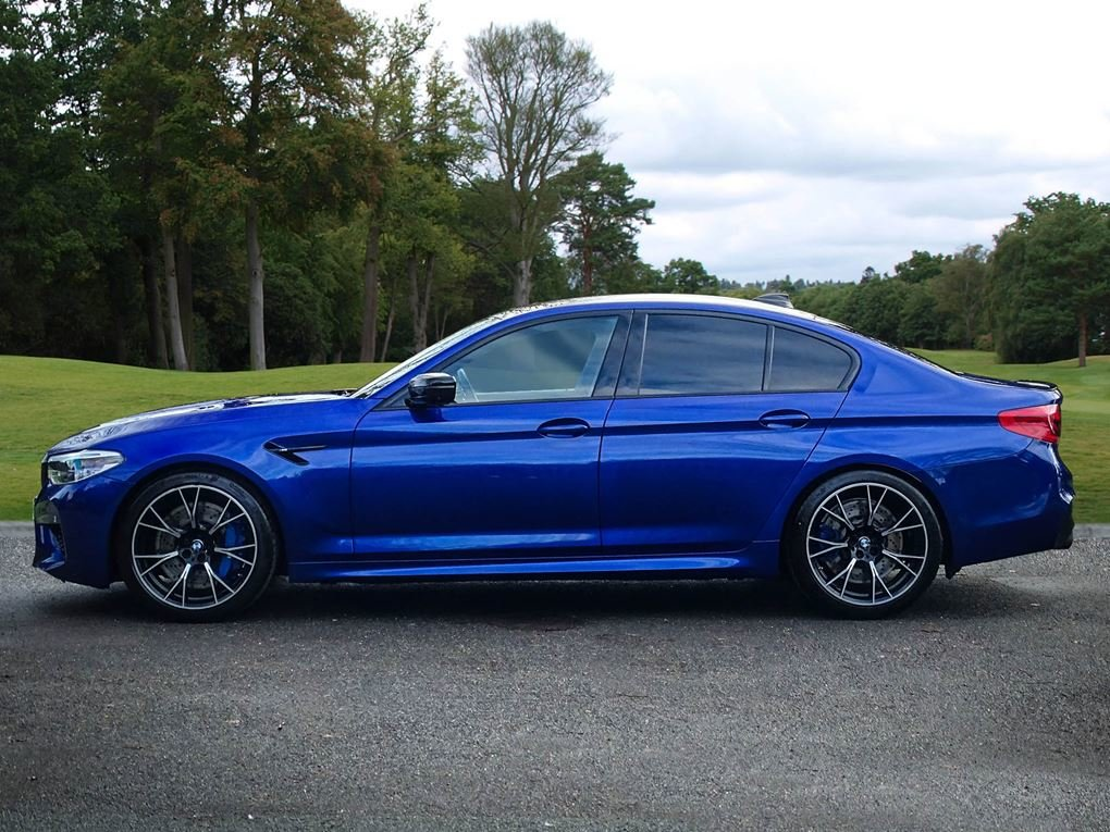 2019 BMW  M5  COMPETITION PACK SALOON AUTO  63,948 For Sale (picture 2 of 24)