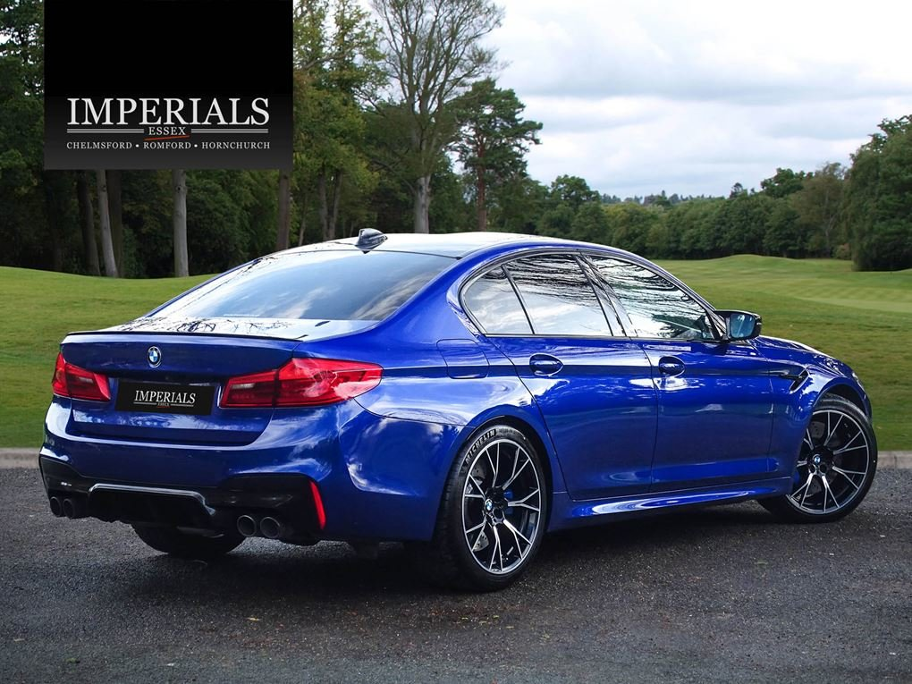 2019 BMW  M5  COMPETITION PACK SALOON AUTO  63,948 For Sale (picture 4 of 24)