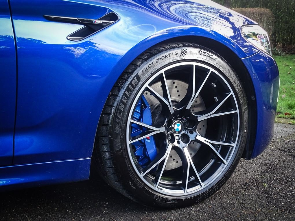 2019 BMW  M5  COMPETITION PACK SALOON AUTO  63,948 For Sale (picture 5 of 24)
