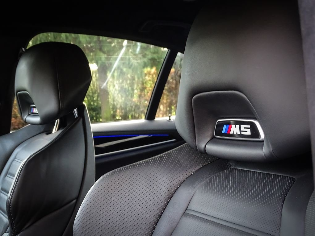 2019 BMW  M5  COMPETITION PACK SALOON AUTO  63,948 For Sale (picture 14 of 24)