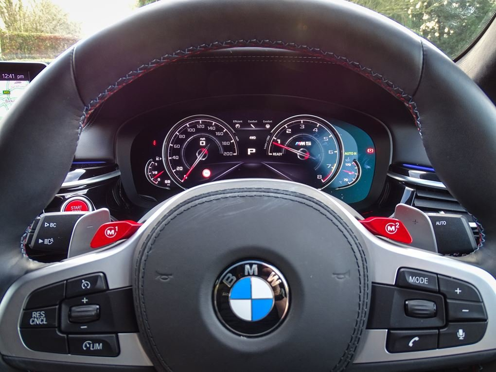 2019 BMW  M5  COMPETITION PACK SALOON AUTO  63,948 For Sale (picture 22 of 24)
