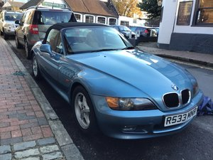 1998 BMW Z3 1.9 showroom condition