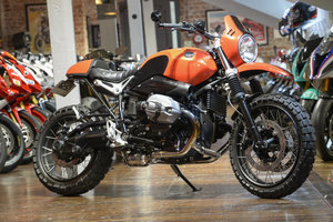 2018 BMW R-nine T Urban GS-X Down n Out Special  For Sale