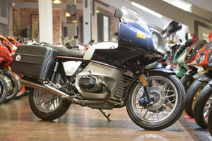1979 BMW R100RS BMW Tourer with full Krauser Luggage For Sale
