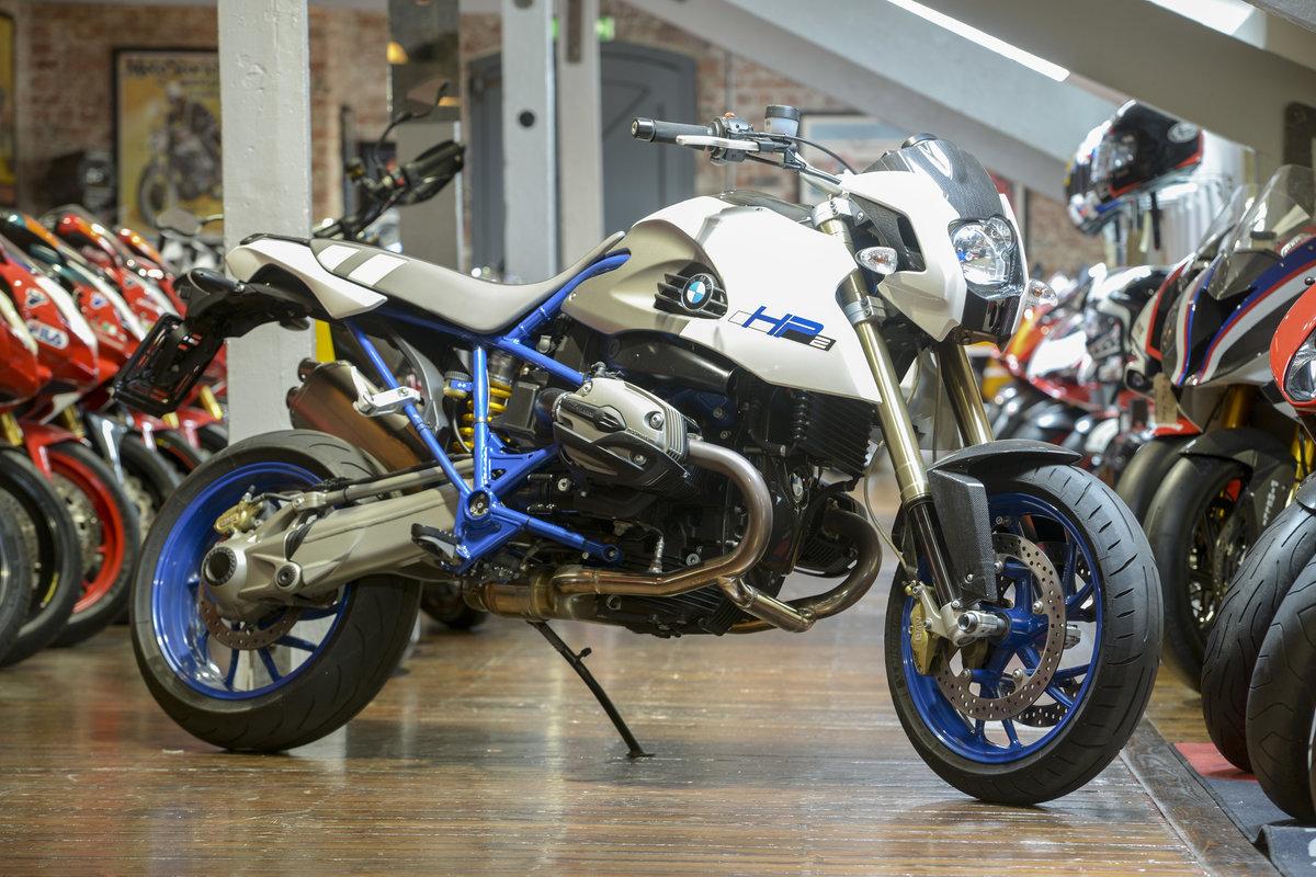 2007 BMW HP2 Mega Moto Super rare Low mileage example For Sale (picture 1 of 6)