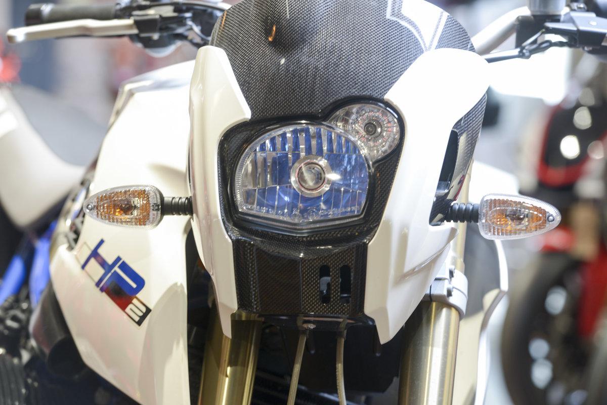 2007 BMW HP2 Mega Moto Super rare Low mileage example For Sale (picture 2 of 6)