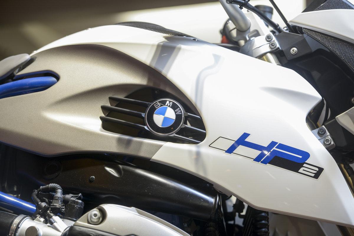 2007 BMW HP2 Mega Moto Super rare Low mileage example For Sale (picture 3 of 6)