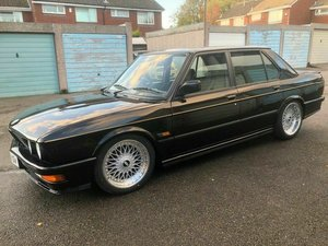 1986 BMW M535i auto 123k rare restored lovely condition For Sale