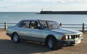 1984 BMW 728i SE automatic