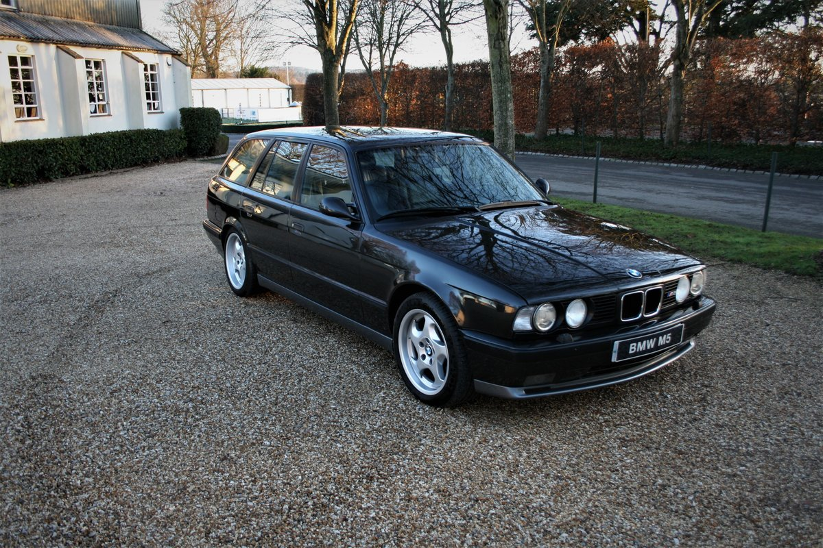1993 Bmw e34 m5 touring For Sale (picture 1 of 6)