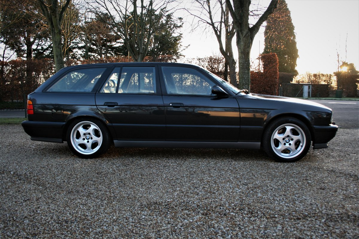 1993 Bmw e34 m5 touring For Sale (picture 2 of 6)
