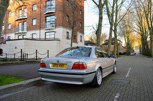 2000 BMW E38 728i Sport- Comprehensive History