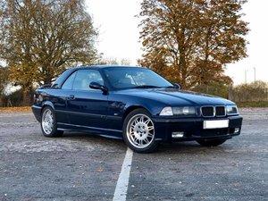 1993 BMW E36 325i 3 Series Cabriolet Manual