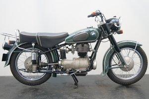 BMW R25/3 1954 250cc 1 cyl ohv