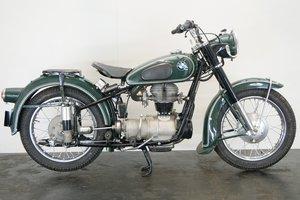 BMW R25/3 1953 250cc 1 cyl ohv