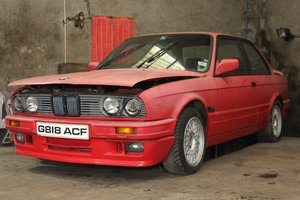 1989 BMW e30 325i Sport For Sale
