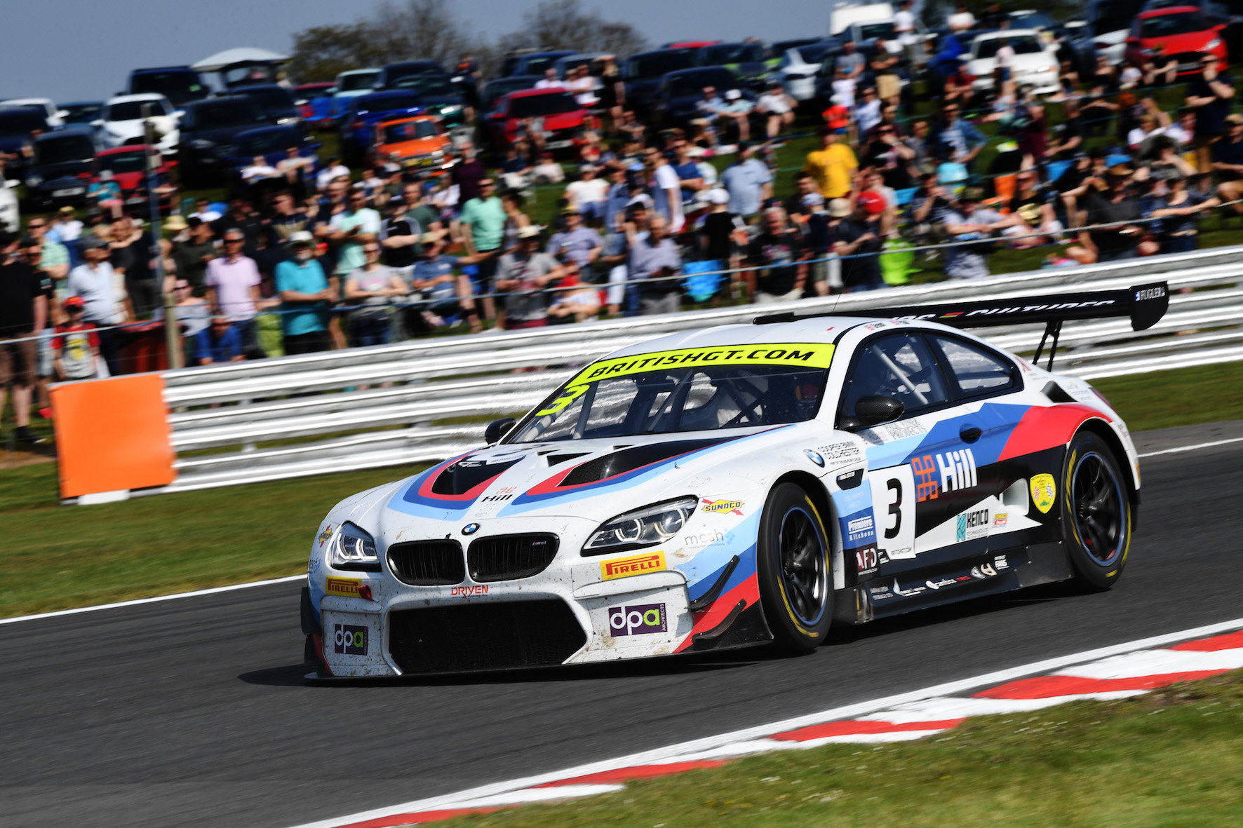 BMW M6 GT3 2016 EVO 2018 spec For Sale (picture 1 of 6)