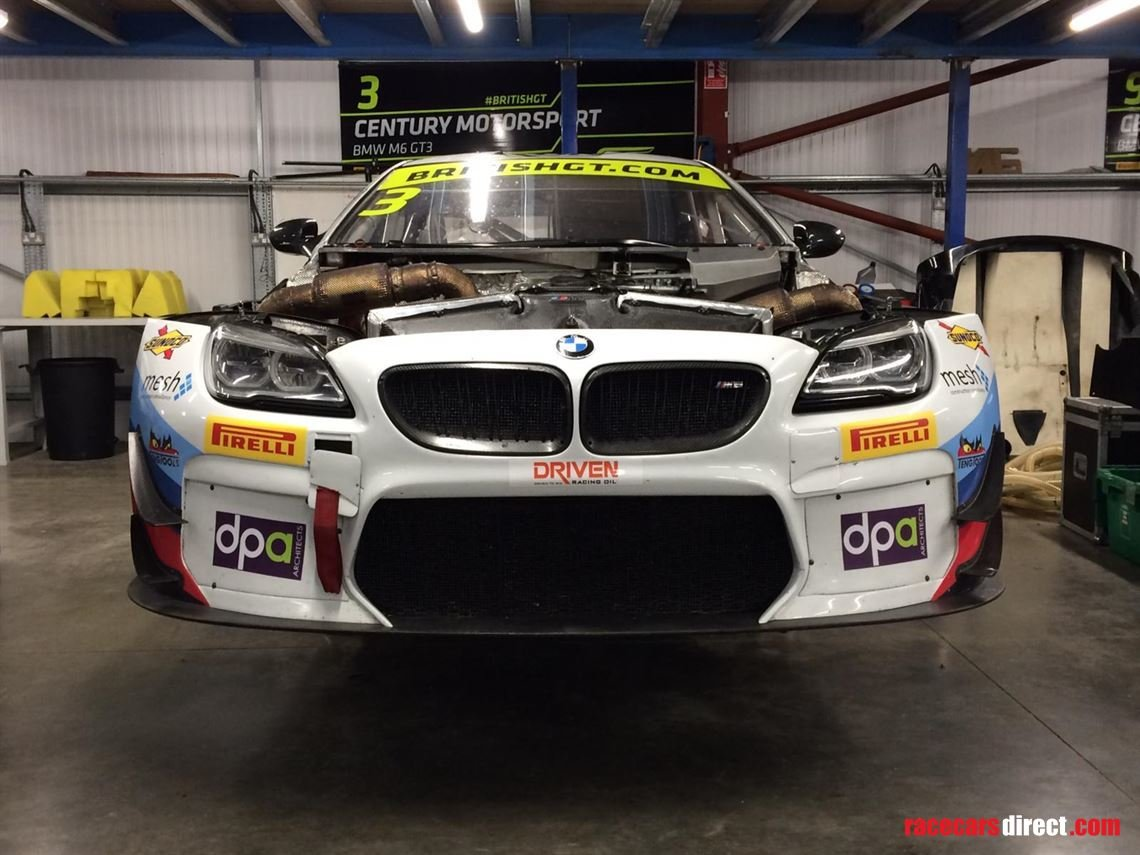 BMW M6 GT3 2016 EVO 2018 spec For Sale (picture 6 of 6)