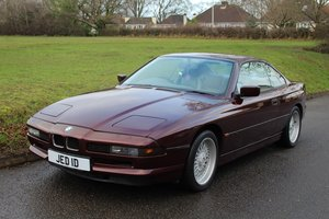 BMW 840 CI Auto 1997 - To be auctioned 31-01-20