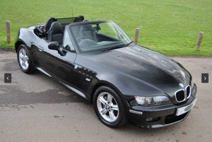 2003 BMW Z3 2.2 Roadster - Very Low Mileage SOLD