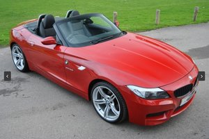 2011 BMW Z4 SDRIVE23I M SPORT HIGHLINE EDITION