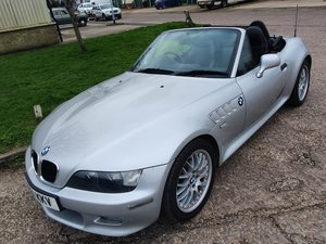 2001 BMW Z3 2.2 NO RESERVE at ACA 25th January