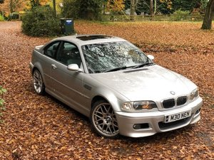 2002 BMW E46 M3 - Amazing service history For Sale