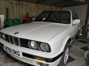 1991 BMW E30 316i 2 door saloon For Sale