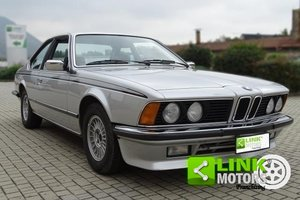 1984 BMW Serie 6 Coupè 635 CSI For Sale