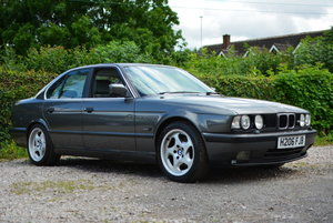 1990 BMW M5 (E34) For Sale by Auction