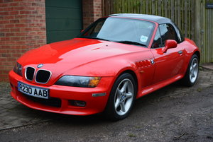 1998 BMW Z3 Roadster For Sale by Auction