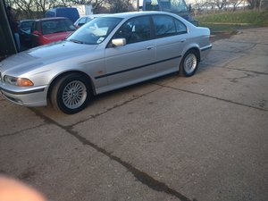 2000 BMW 520i auto only 59000 miles For Sale