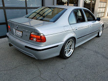 2000 BMW E39 540i DINAN S3 Supercharged Auto Rare $17.9k For Sale (picture 2 of 6)