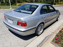 Picture of 1997 BMW E39 540i DINAN S3 supercharged 6 Speed 414-HP For Sale