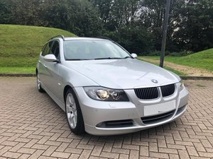 BMW 330d E60 Touring LEFT HAND DRIVE LOW OWNERS