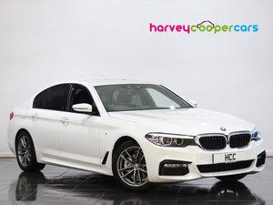 BMW 5 Series 520d M Sport 4dr Auto 2018(18) For Sale