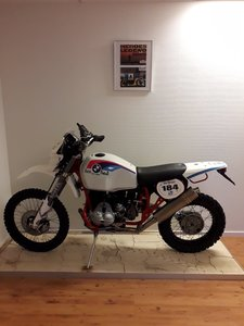 1990 BMW Paris Dakar 2007/2008