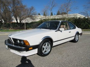 1987 BMW L6 For Sale