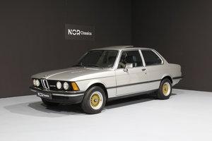 1979 BMW E21 323i phase 1 Full Sport (dog-leg, lsd....)