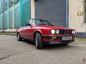 1988 BMW 325i Cabriolet (E30) For Sale