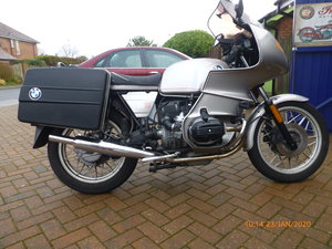 1982 Bmw r100rs classic