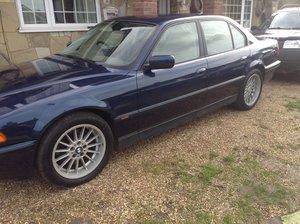 1997 BMW 740I-4.4