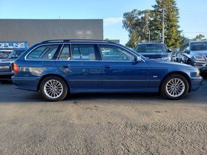 2003  BMW E39 540it 540i Touring Wagon 5 Door Blue $3.9k