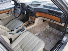 1985 BMW 735i e23 Auto Beautiful Cosmo Blue(~)Tan $7.9k  For Sale (picture 4 of 6)