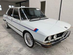 1982 BMW 518(E12)