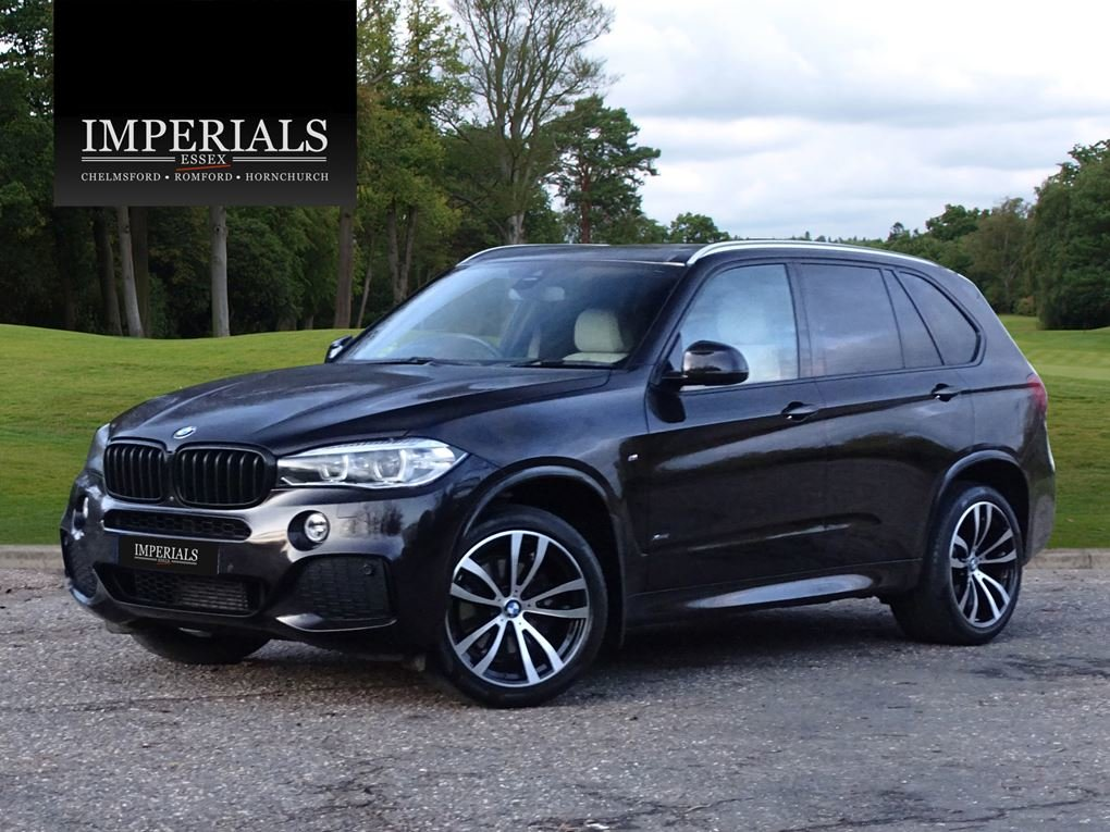 2014 BMW  X5  XDRIVE40D M SPORT AUTO  26,948 For Sale (picture 1 of 21)